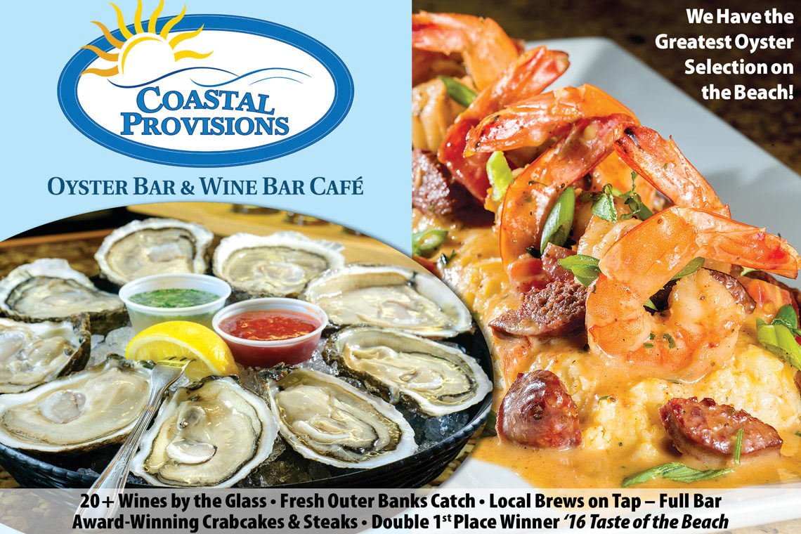 50% OFF 50% OFF RAW OYSTERS ON THE HALF SHELL